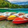 [图]船也能如此美:微软放出Colorful Boats免费壁纸包