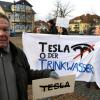 特斯拉德国超级工厂建造遇阻:法院叫停其伐木活动