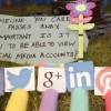 如何处理去世者的社交媒体账号