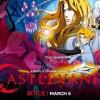 Netflix《恶魔城》第三季动画新海报 和卡米拉开战?