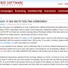 FSF计划推出代码托管平台
