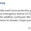 Facebook捐赠72万个紧急储备口罩 称还在寻找更多