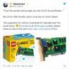 Lego Ideas发起3Dfx Voodoo 3D显卡积木项目 支持者快来投票