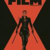 《黑寡妇》登电影杂志封面:手持双刀 霸气十足