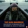汤姆克鲁斯《壮志凌云2》改档 12月23日上映