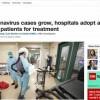 """全美数百家医院采用病人评分制度 助医生决定""""谁可使用呼吸机"""""""