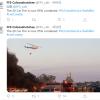 佛罗里达迈尔斯堡机场遭遇大火致3500辆租赁汽车损毁