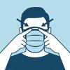 CDC建议美国民众戴上布口罩  以减缓COVID-19的传播
