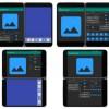 [图]初探Surface Duo用户界面:四种布局丰富交互体验