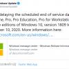 [图]Windows 10 Version 1809支持延长至2020年11月10日