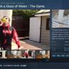 重新上架Steam?奇葩游戏《卖出一份就喝一杯水》开启EA