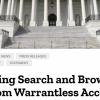 Mozilla、Reddit 和 Twitter 等呼吁立法保护互联网浏览隐私