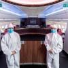 报道称COVID-19抗疫措施让商业飞行变得更加安全
