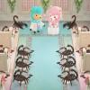 网友分享《动物森友会》中的奇趣婚礼场景