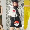 日本时尚品牌推出宝可梦主题包包 7月15日开售