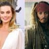 """""""小丑女""""主演新《加勒比海盗》电影 将打造全新故事"""
