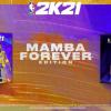 "《NBA2K21》致敬科比:将推出""曼巴永恒版"""