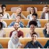 [图]微软Teams上线Together模式:在共享虚拟背景下视频聊天