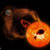 天文学家在附近红矮星AD Leonis上捕捉到大量的恒星耀斑