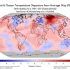 二氧化碳水平将达到330万年来最高值:海平面大幅上升