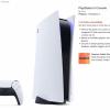 澳洲亚马逊推出PS5预购页面 包括硬件、配件和游戏