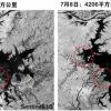 """我国最大淡水湖水位突破1998年极值:这就是从太空""""看到""""的鄱阳湖"""