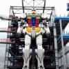 日本第二座全尺寸巨型高达机器人出世