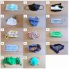 科学家用低成本方法测试不同材质口罩的功效