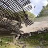 阿雷西博射电望远镜发生电缆事故:导致30米受损口