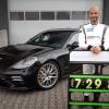 保时捷改款Panamera创下Nordschleife赛道单圈新纪录