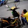骑手撞伤行人外卖平台却免责?法院判例:一起赔
