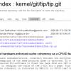 Linux内核5.10将带来AMD SME硬件增强的缓存一致性