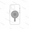 苹果iPhone 12无线充电器模块曝光