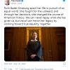 外媒:美国最高法院大法官露丝·巴德·金斯伯格去世