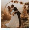 新冠大流行影响婚礼后  人们开始选择适合拍照分享在Ins上的微型婚礼
