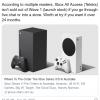 Xbox Series X和Series S在澳大利亚、印度等地区需求旺盛 开启预订即售罄