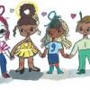 [图]四年级学生获年度谷歌涂鸦大赛冠军:应看内在交朋友