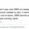 RTX 3090再遭机器刷单:现货炒至54万一张