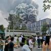 松山湖管委会:华为起火建筑为钢架结构 未正式启用