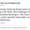 CVE-2020-1472:微软警告黑客正在利用严重的Windows安全漏洞