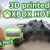3D打印套件让Xbox One手柄变身模拟飞行操控杆