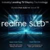 Realme发布全球首款SLED 4K智能电视