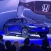 2020北京车展:本田SUV e概念车首发