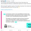 YouTube、Facebook和Twitter联手打击新冠疫苗阴谋论