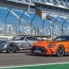 2021款梅赛德斯-AMG GT黑色系列价格公布:32.5万美元起售