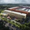 华为国内首个芯片厂房封顶:位于武汉、20.89万平方米