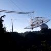 阿雷西博射电望远镜坍塌细节曝光:支撑钢缆已全部断裂
