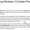 升级到Windows 10 Build 21292会导致ARM PC上的x64仿真功能失效