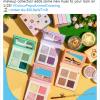 任天堂宣布《动物森友会》x ColourPop联名彩妆将于1月28日上市