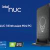 英特尔CES 2021正式发布了多款Tiger Lake NUC迷你电脑